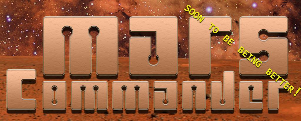 Mars Commander Betterer