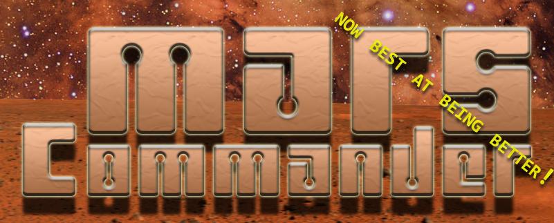Mars Commander Bettererer